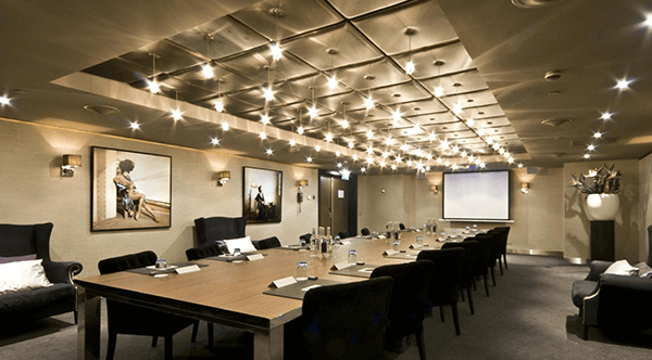 Meetings and events Tokyo meeting room at park hotel Amsterdam