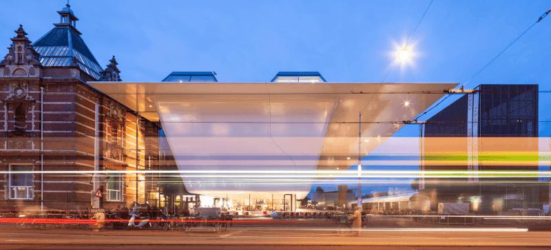 Stedelijk Museum nearby Park Hotel