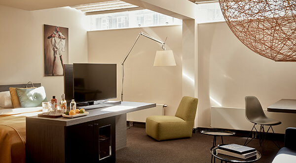 Business Suite at Park Hotel amsterdam