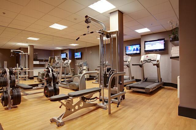 24H Gym Park Hotel