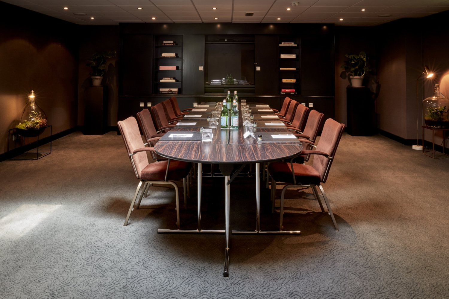 Park hotel amsterdam meeting room Berlin meetings and events