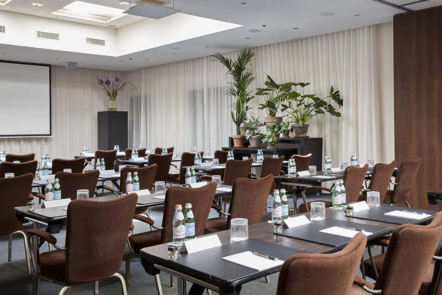 Park Hotel Amsterdam New York meeting room meeting and events