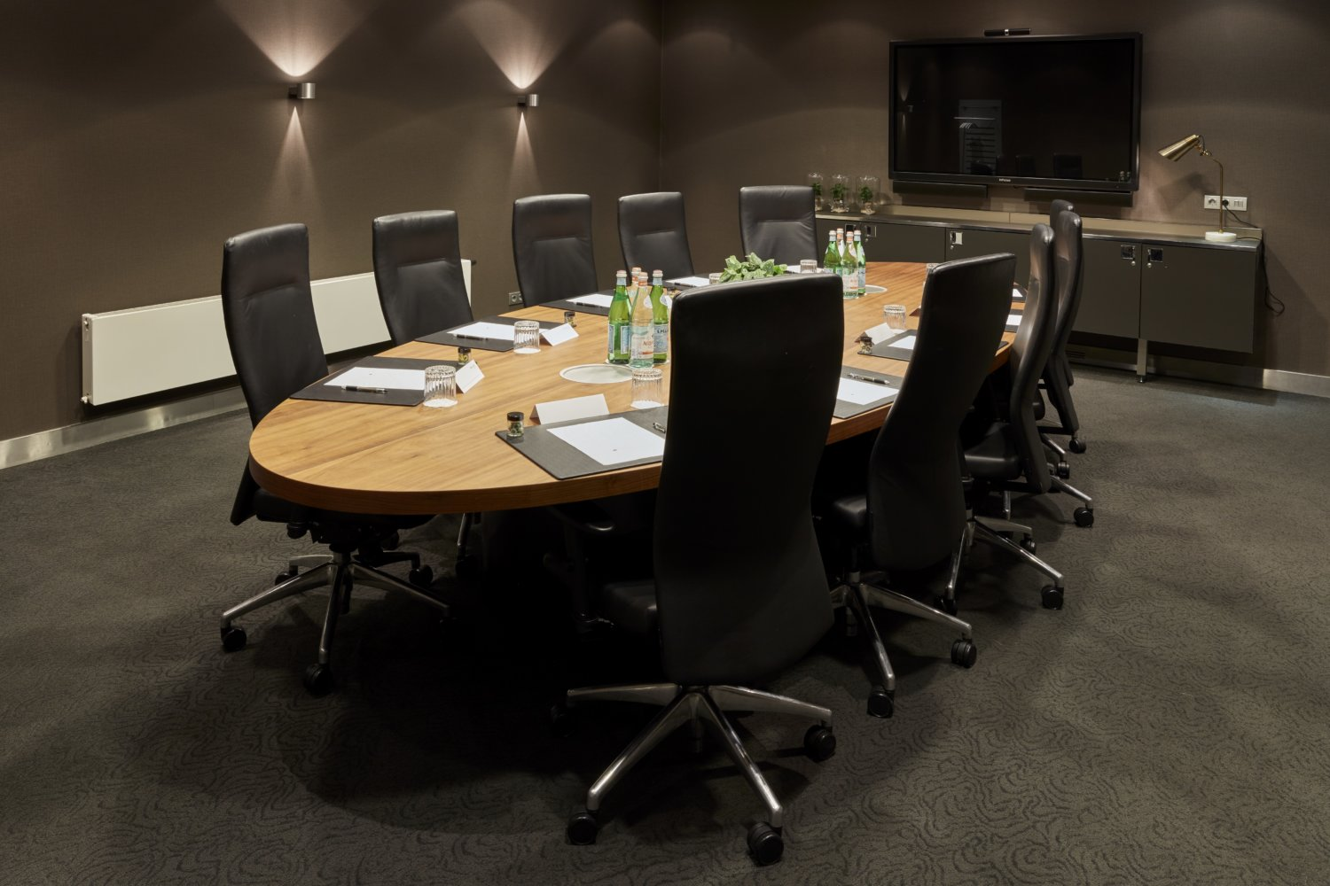Park Hotel Amsterdam meeting room meetings and events Rome