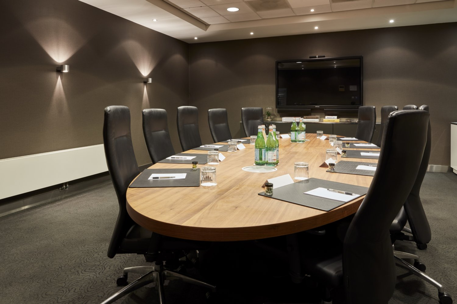 Park Hotel Amsterdam Rome meeting room meeting and events