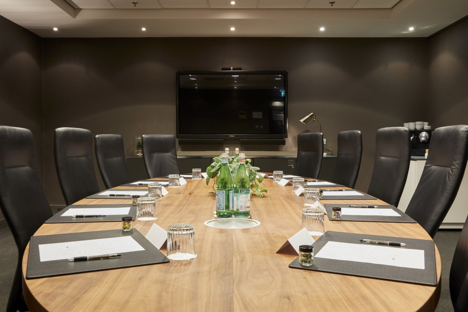 Park Hotel amsterdam Rome meeting room meetings and events