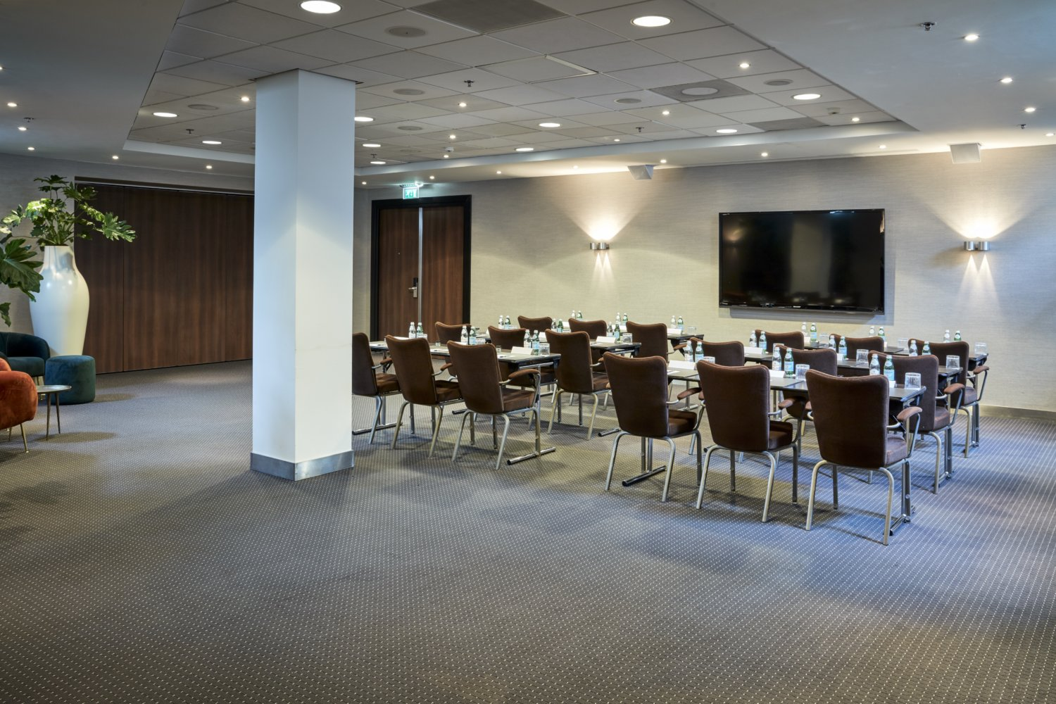 Park Hotel Amsterdam Sydney Meeting room