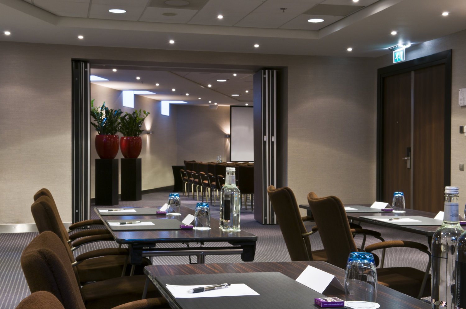 Meeting Room Sydney Park Hotel Amsterdam