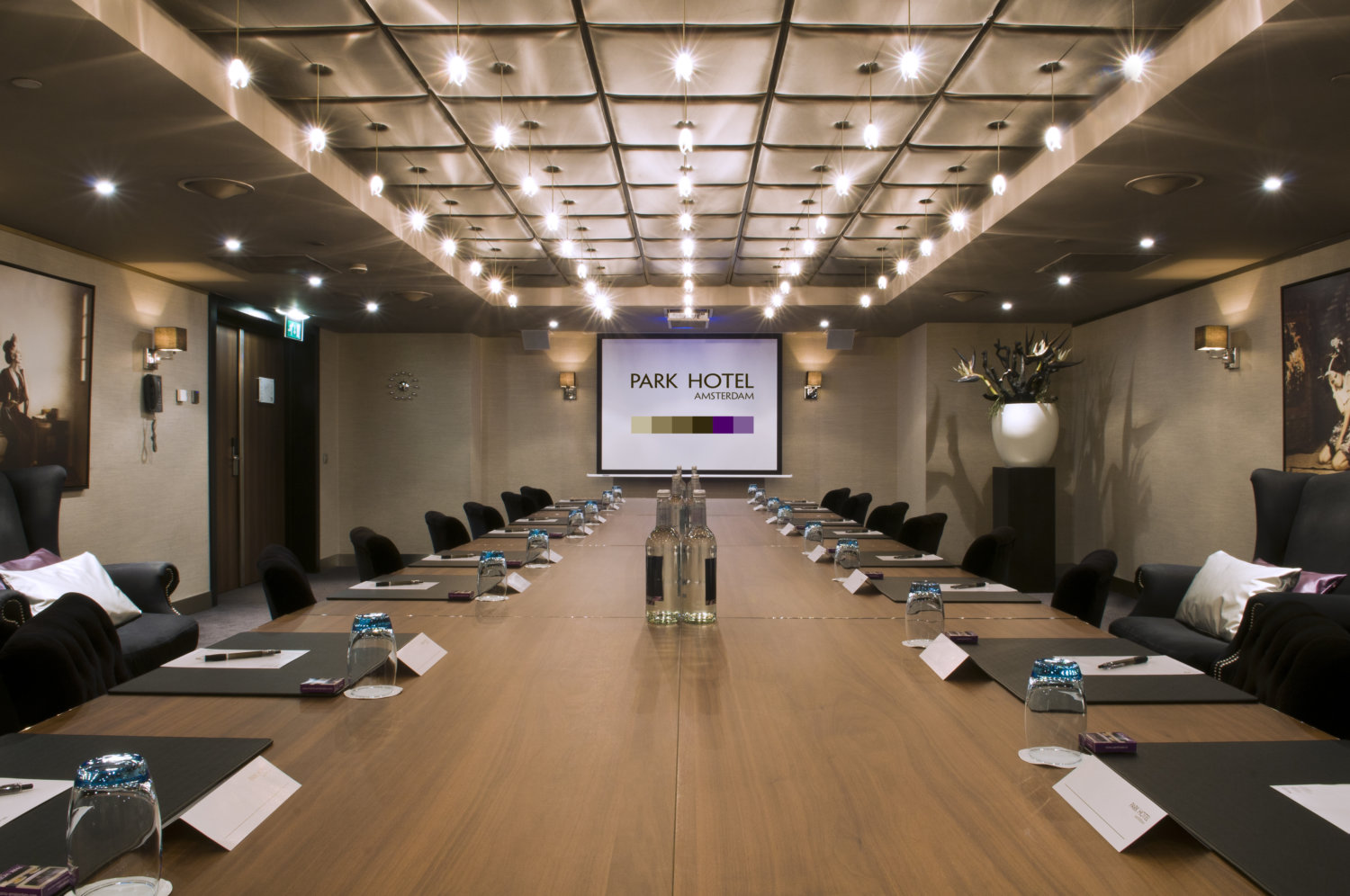 Park Hotel Amsterdam Tokyo Meeting Room - Meeting & Events